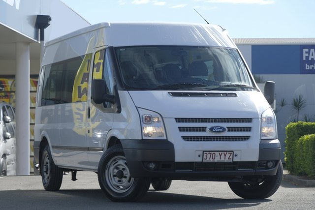 Used Ford Transit Mid Roof, Bowen Hills, 2013 Ford Transit Mid Roof Bus
