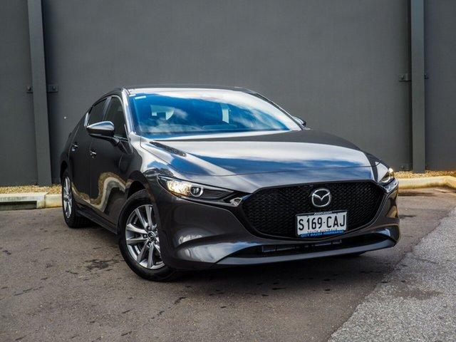 Demonstrator, Demo, Near New Mazda 3 G20 SKYACTIV-Drive Pure, Cheltenham, 2019 Mazda 3 G20 SKYACTIV-Drive Pure Hatchback
