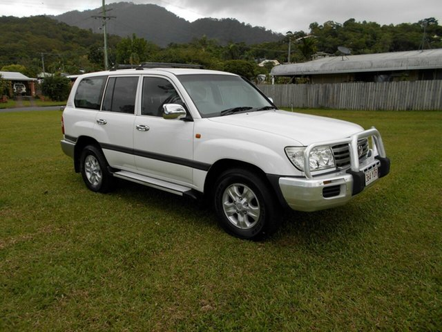 Used Toyota Landcruiser GXL (4x4), Cairns, 2006 Toyota Landcruiser GXL (4x4) Wagon