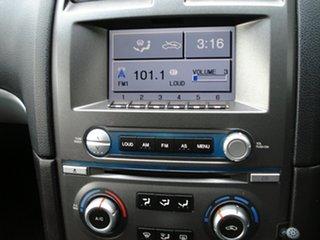 2004 Ford Falcon XR6 Turbo Sedan.