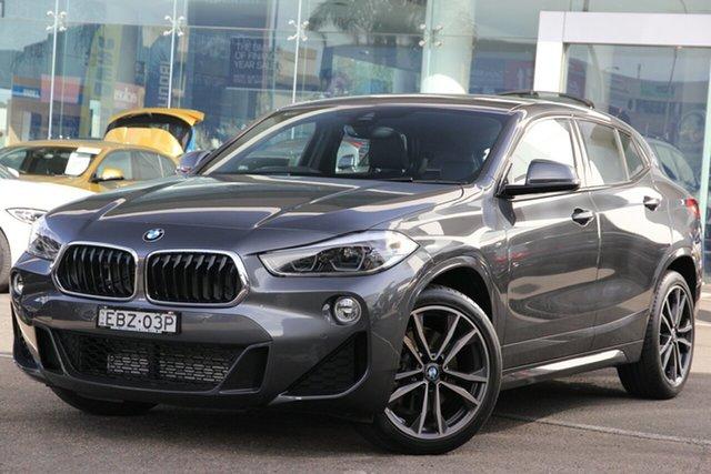 Used BMW X2 sDrive 20i M Sport, Brookvale, 2018 BMW X2 sDrive 20i M Sport Wagon
