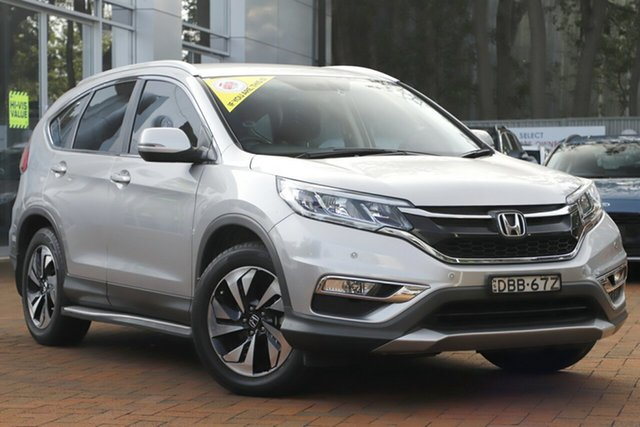 Used Honda CR-V Limited Edition, Artarmon, 2015 Honda CR-V Limited Edition Wagon