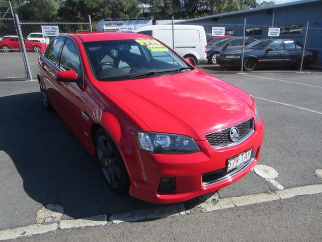 Used Holden Commodore SV6, Alexandra Headland, 2013 Holden Commodore SV6 Sedan