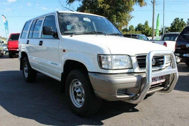 Used Holden Jackaroo, Tingalpa, 2001 Holden Jackaroo Wagon