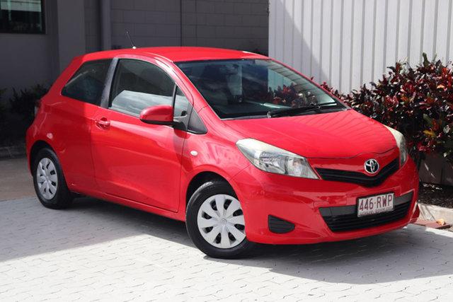 Used Toyota Yaris YR, Cairns, 2011 Toyota Yaris YR Hatchback