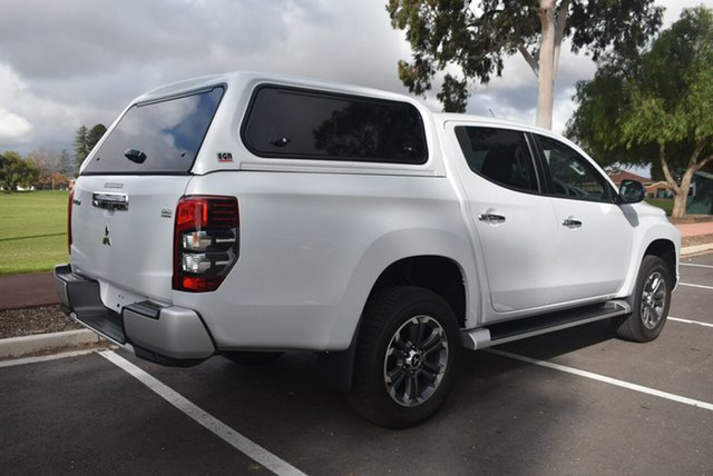 Demonstrator, Demo, Near New Mitsubishi Triton GLS Double Cab, Nailsworth, 2018 Mitsubishi Triton GLS Double Cab Utility