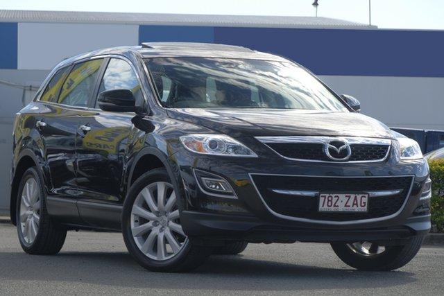 Used Mazda CX-9 Luxury, Bowen Hills, 2010 Mazda CX-9 Luxury Wagon