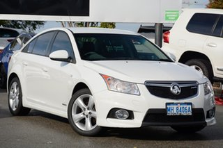 2013 Holden Cruze SRi Sedan.