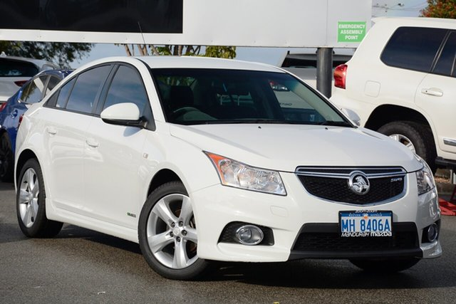 Used Holden Cruze SRi, Mandurah, 2013 Holden Cruze SRi Sedan
