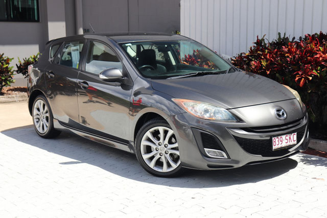 Used Mazda 3 SP25, Cairns, 2009 Mazda 3 SP25 Hatchback