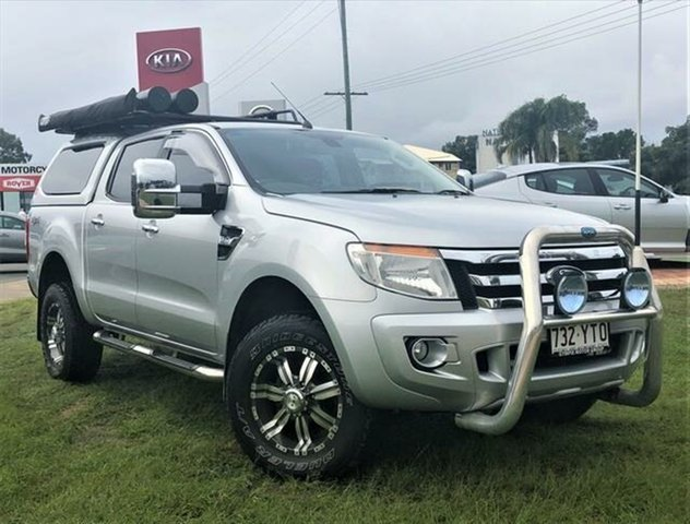 Used Ford Ranger XLT Double Cab, Gympie, 2011 Ford Ranger XLT Double Cab Utility