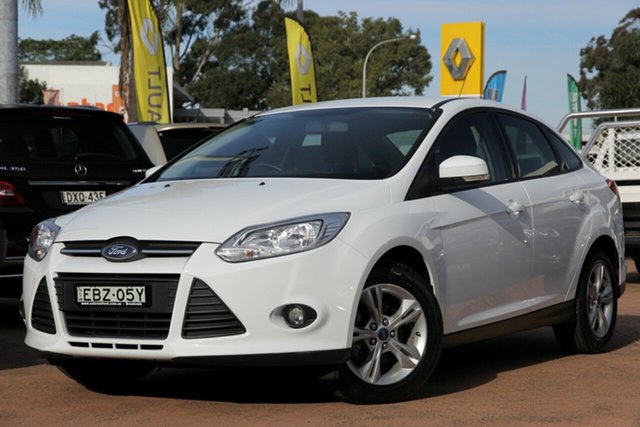 Used Ford Focus Trend PwrShift, Brookvale, 2013 Ford Focus Trend PwrShift Sedan
