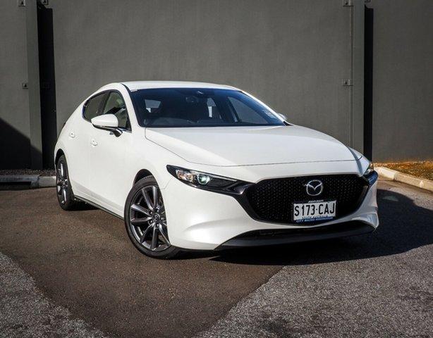 Demonstrator, Demo, Near New Mazda 3 G20 SKYACTIV-Drive Touring, Cheltenham, 2019 Mazda 3 G20 SKYACTIV-Drive Touring Hatchback
