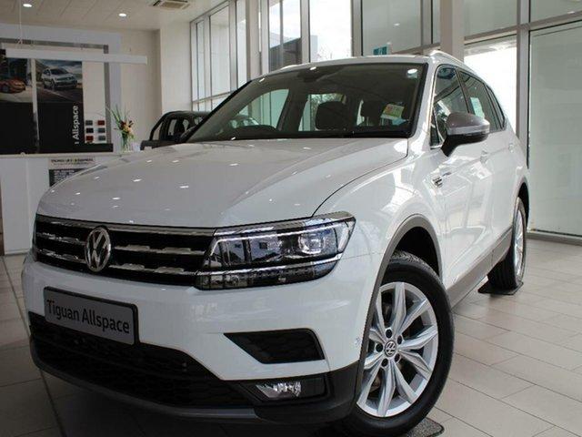 New Volkswagen Tiguan Allspace 110 TDI Comfortline, Narellan, 2018 Volkswagen Tiguan Allspace 110 TDI Comfortline Wagon