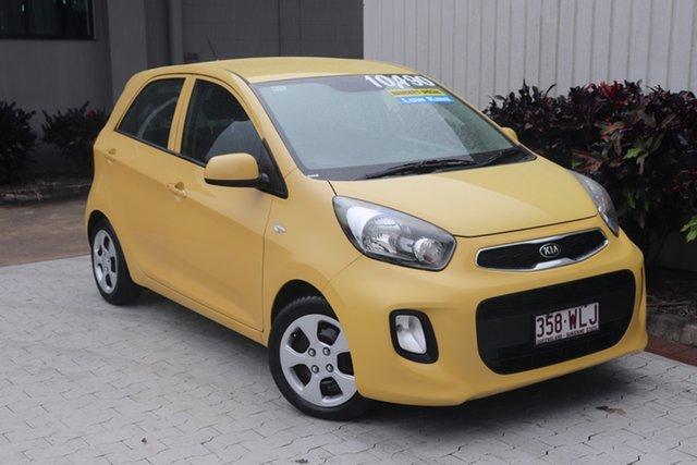 Used Kia Picanto SI, Cairns, 2016 Kia Picanto SI Hatchback