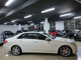 2011 Mercedes-Benz E250 CDI BlueEFFICIENCY Avantgarde Sedan.