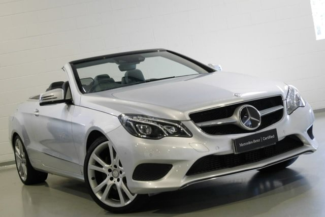 Used Mercedes-Benz E250 7G-Tronic +, Southport, 2013 Mercedes-Benz E250 7G-Tronic + Cabriolet