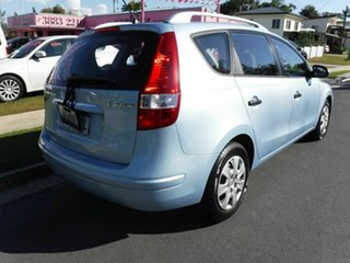 2010 Hyundai i30 Wagon.