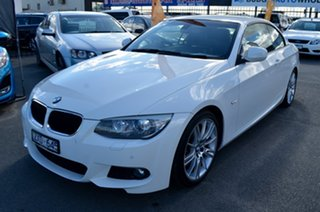 2012 BMW 320d Steptronic Convertible.