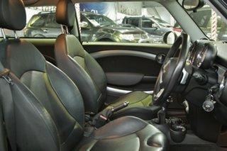 2010 Mini Hatch Cooper S Steptronic Chilli Hatchback.