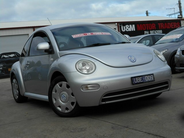 Discounted Used Volkswagen Beetle 2.0, Werribee, 2000 Volkswagen Beetle 2.0 Hatchback