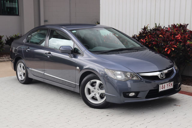 Used Honda Civic Limited Edition, Cairns, 2010 Honda Civic Limited Edition Sedan