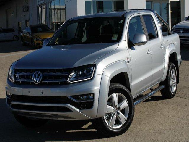 Demonstrator, Demo, Near New Volkswagen Amarok V6 TDI 550 Highline, Narellan, 2019 Volkswagen Amarok V6 TDI 550 Highline Dual Cab Utility