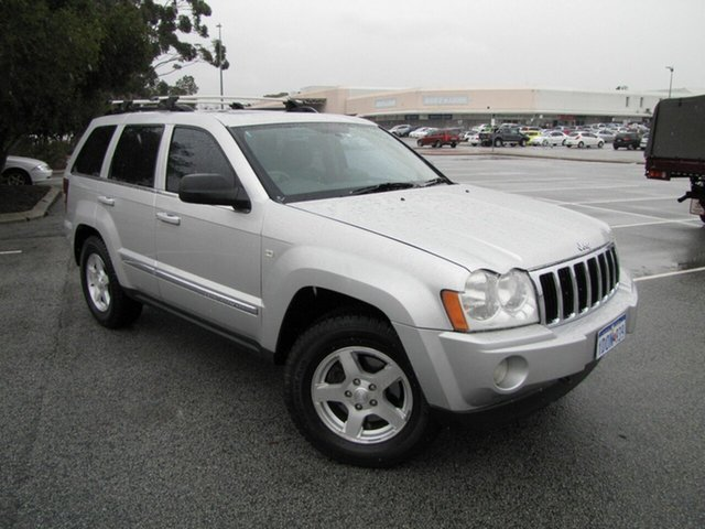 Used Jeep Grand Cherokee Limited, Maddington, 2007 Jeep Grand Cherokee Limited Wagon