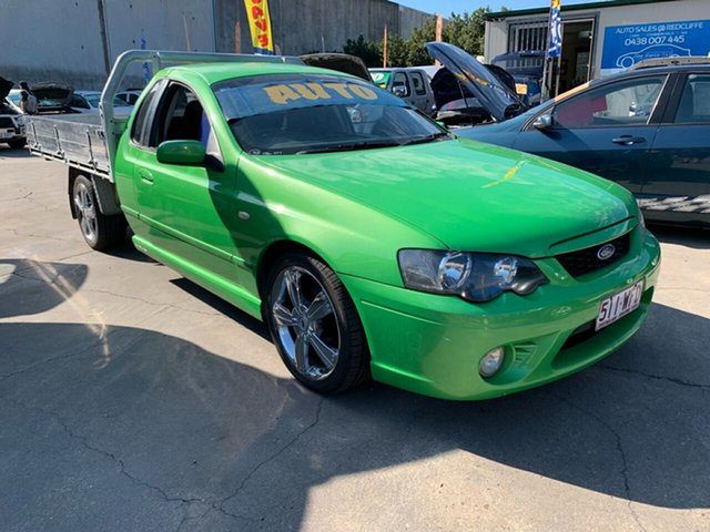 Used Ford Falcon XR6, Clontarf, 2008 Ford Falcon XR6 Cab Chassis