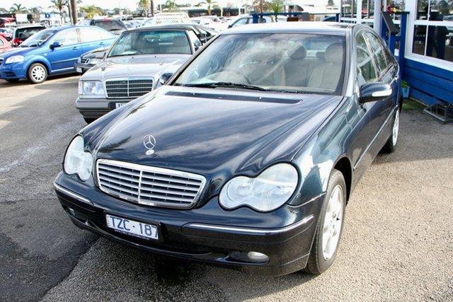 Used Mercedes-Benz C240 Elegance, Cheltenham, 2001 Mercedes-Benz C240 Elegance Sedan