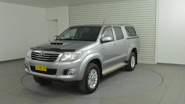 Used Toyota Hilux SR5 Double Cab, Narellan, 2014 Toyota Hilux SR5 Double Cab Utility