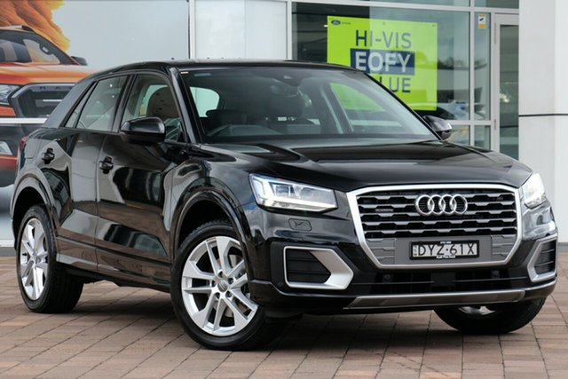 Used Audi Q2 Sport S Tronic Quattro, Southport, 2018 Audi Q2 Sport S Tronic Quattro SUV
