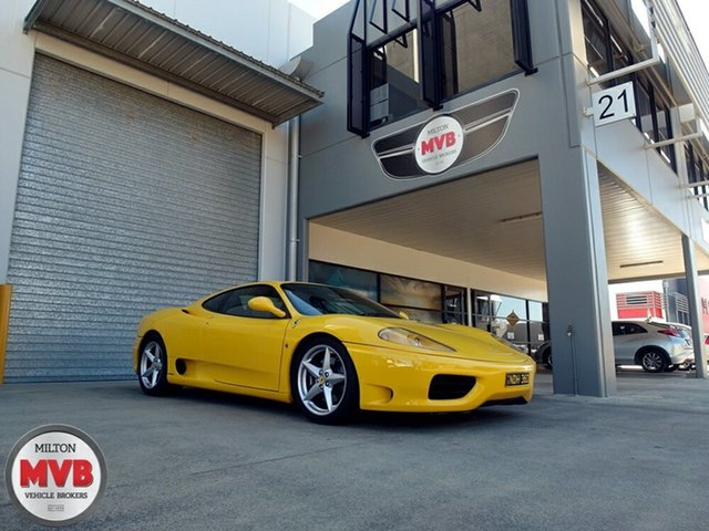 Used Ferrari 360 Modena, Eagle Farm, 2001 Ferrari 360 Modena Coupe