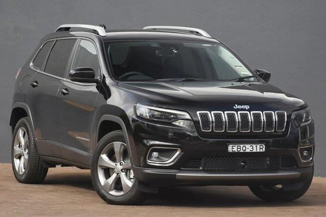 Discounted Demonstrator, Demo, Near New Jeep Cherokee Limited, Warwick Farm, 2019 Jeep Cherokee Limited SUV