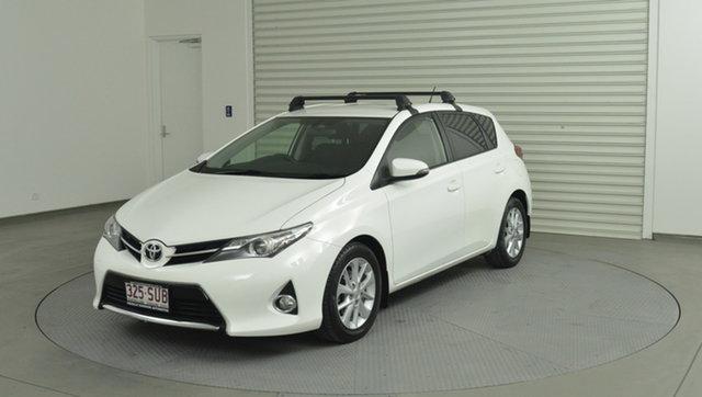 Used Toyota Corolla Ascent Sport S-CVT, Narellan, 2012 Toyota Corolla Ascent Sport S-CVT Hatchback