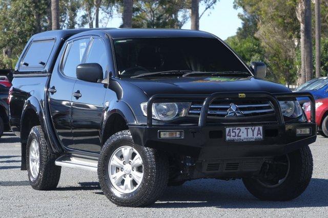Used Mitsubishi Triton GLX Double Cab, Beaudesert, 2014 Mitsubishi Triton GLX Double Cab Utility