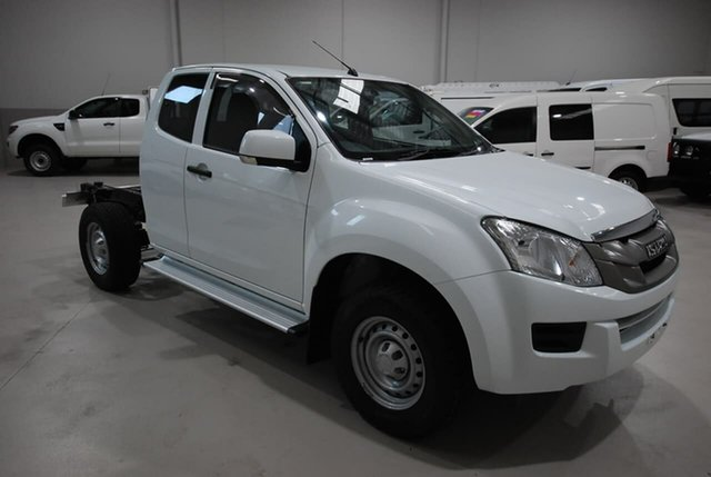 Used Isuzu D-MAX SX Space Cab, Kenwick, 2015 Isuzu D-MAX SX Space Cab Cab Chassis