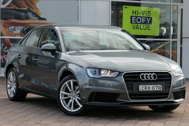 Used Audi A3 Attraction S Tronic, Southport, 2014 Audi A3 Attraction S Tronic Sedan