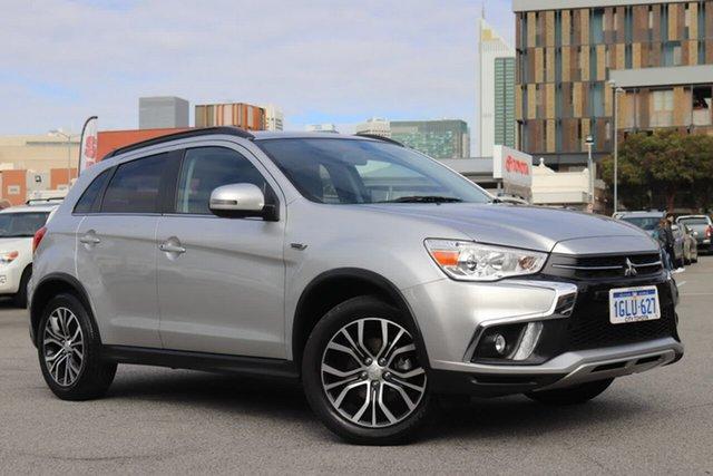 Used Mitsubishi ASX LS (2WD), Northbridge, 2018 Mitsubishi ASX LS (2WD) Wagon