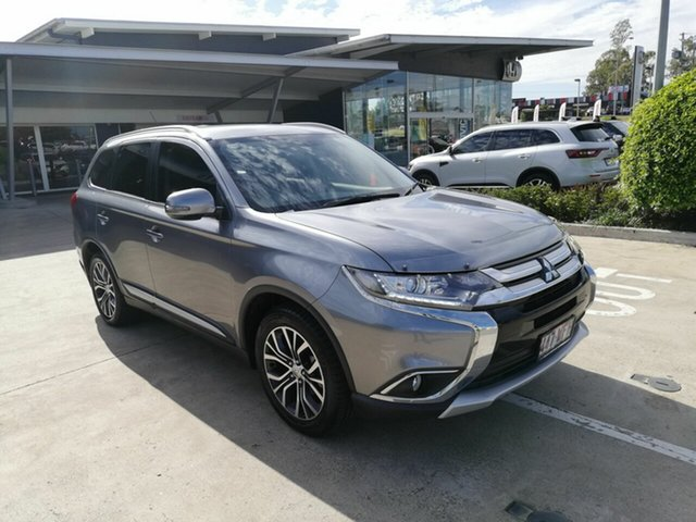 Discounted Used Mitsubishi Outlander XLS 4WD, Yamanto, 2015 Mitsubishi Outlander XLS 4WD Wagon