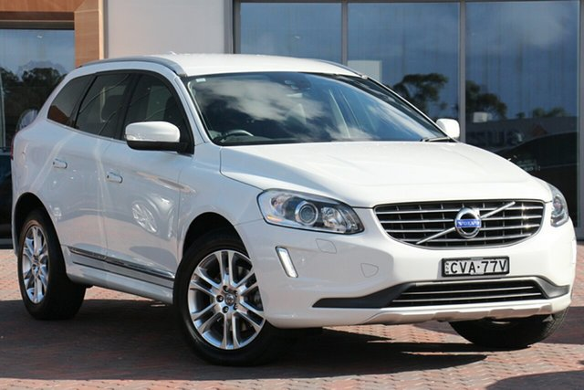 Discounted Used Volvo XC60 D4 Geartronic Teknik, Warwick Farm, 2013 Volvo XC60 D4 Geartronic Teknik SUV