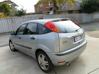 2003 Ford Focus Zetec Hatchback.
