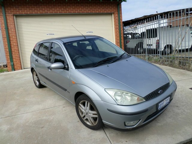Used Ford Focus Zetec, Mount Lawley, 2003 Ford Focus Zetec Hatchback