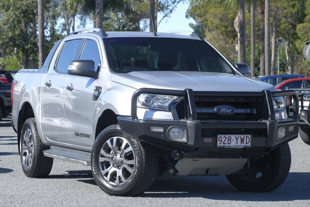 Used Ford Ranger Wildtrak Double Cab, Beaudesert, 2017 Ford Ranger Wildtrak Double Cab Utility