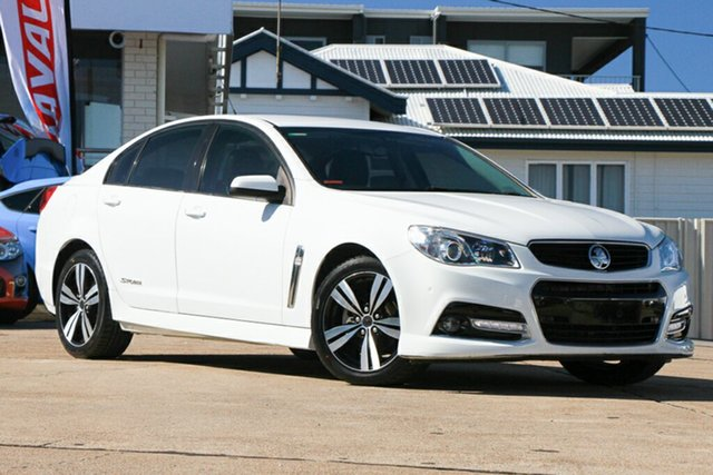 Used Holden Commodore SV6 Storm, Indooroopilly, 2014 Holden Commodore SV6 Storm Sedan