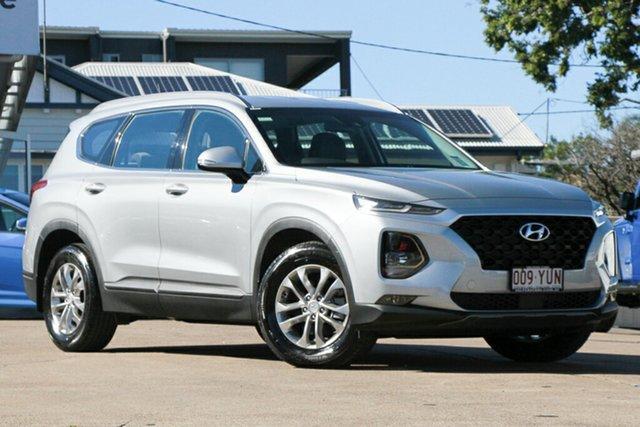 Used Hyundai Santa Fe Active, Indooroopilly, 2018 Hyundai Santa Fe Active Wagon