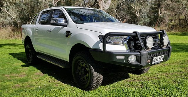 Used Ford Ranger XLT Double Cab, Tanunda, 2017 Ford Ranger XLT Double Cab Utility