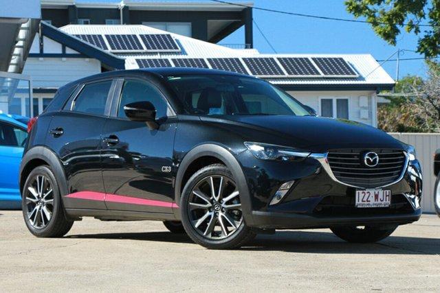 Used Mazda CX-3 sTouring SKYACTIV-Drive i-ACTIV AWD, Indooroopilly, 2015 Mazda CX-3 sTouring SKYACTIV-Drive i-ACTIV AWD Wagon