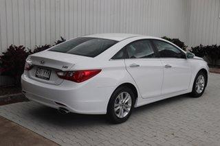 2012 Hyundai i45 Active Sedan.