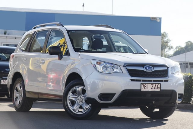 Used Subaru Forester 2.5i Lineartronic AWD, Toowong, 2014 Subaru Forester 2.5i Lineartronic AWD Wagon